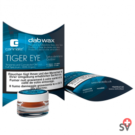 Cannaliz Wax 25% CBD (Phyto-Inhalation)