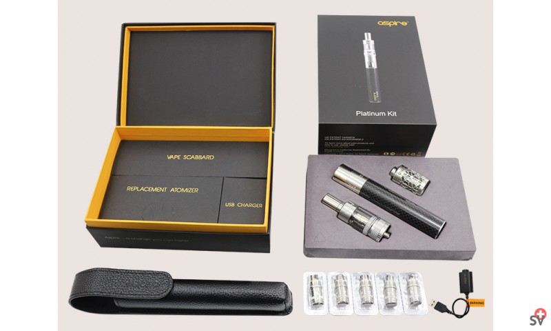 Atlantis Aspire CF SUBΩ kit platinum