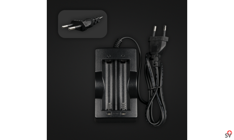 Arizer - Dual Chargeur de batterie (Accessories)