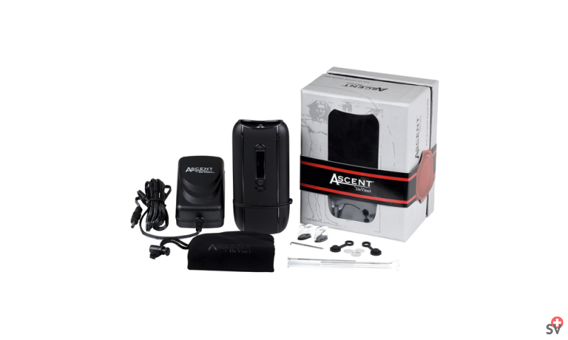 Ascent Da Vinci - Carbone Edition (Vaporizer) set