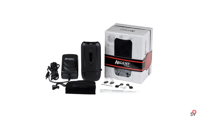 Ascent Da Vinci - Carbone Edition (Vaporizer) set