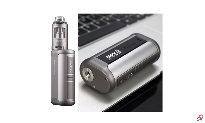 Aspire Speeder Kit 200W (Vaporizer) - view 1