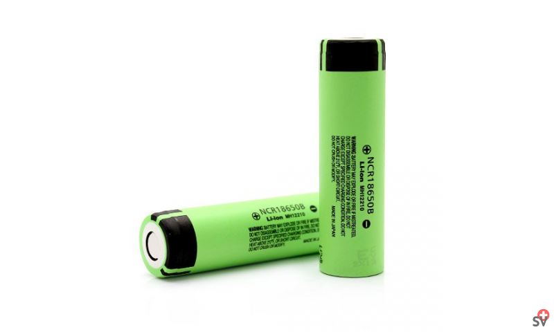 Batterie 18650 - 3400mAh (Accessories) - 1