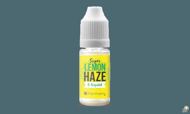 Harmony e-liquide 300mg de CBD - Super Lemon Haze