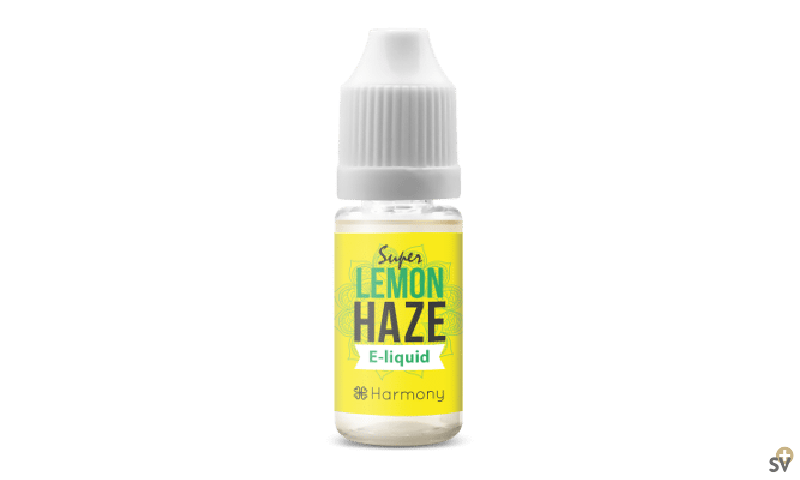 Harmony e-liquide 300mg de CBD - Super Lemon Haze