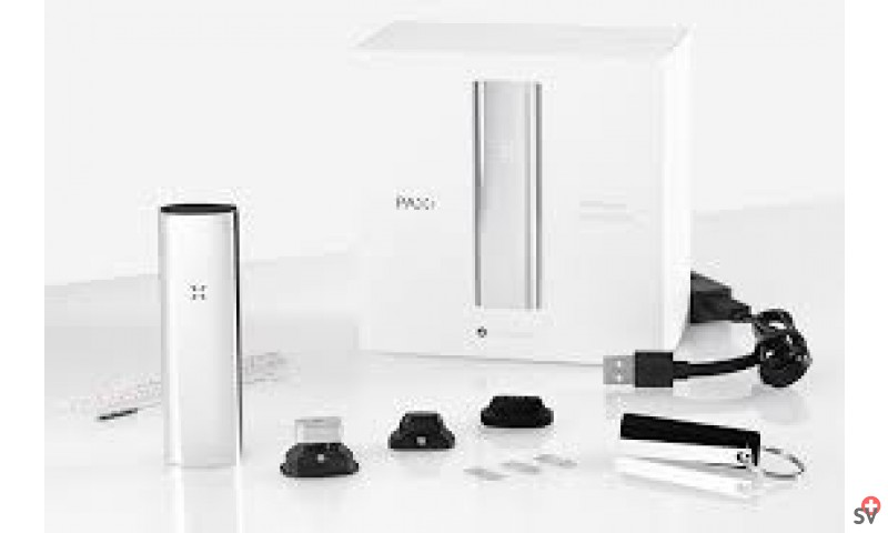 PAX 3 - Silver full packaging