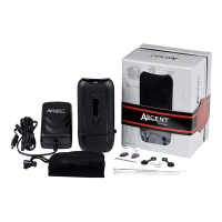 Ascent Da Vinci - Black Edition (Vaporizer) set