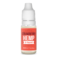Harmony e-liquide 100mg de CBD - Strawberry