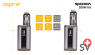 Aspire Speeder Kit 200W (Vaporizer) - Spec 2