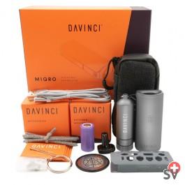 MIQRO DaVinci - Silver Graphite - Explorer Kit