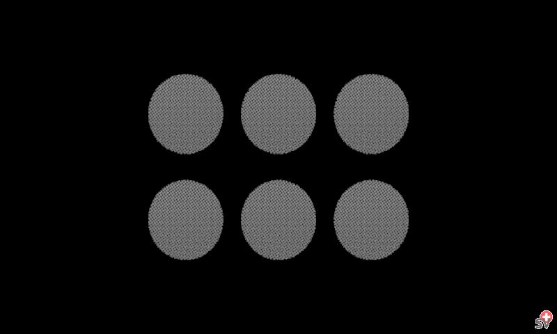 Volcano - Standard Screens Set