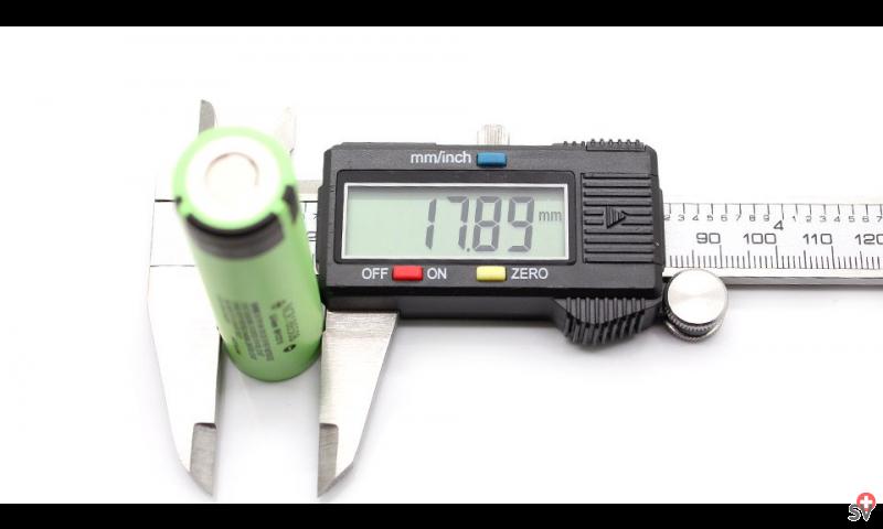 Batterie 18650 - 3400mAh (Accessories) - 2