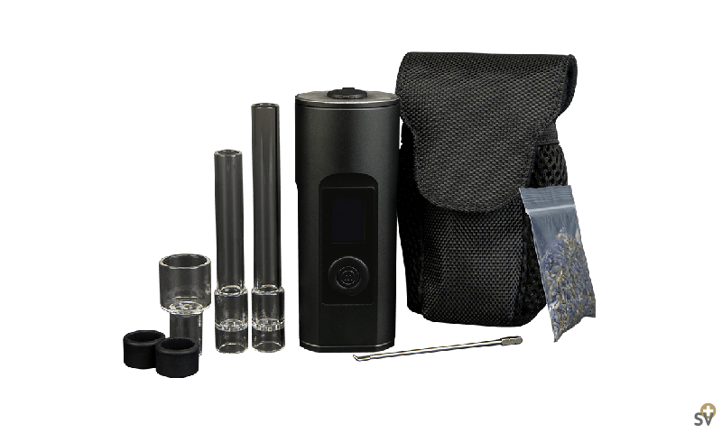 Arizer Solo 2 Black Edition - package