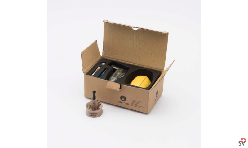 VAPMAN set basic walnut