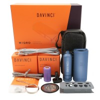 MIQRO DaVinci - Blue Cobalt - Explorer Kit