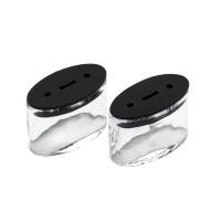 Ascent - Glass Oil Jars