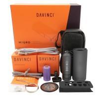 MIQRO DaVinci - Black Onyx - Explorer Kit