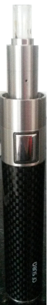 compatible with any e-cigarettes with 510 screw norm. As exemple with the Aspire Sub-Ohm